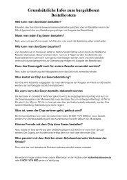 Grundsätzliche Infos zum bargeldlosen ... - Asg-Plettenberg
