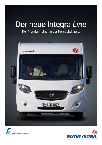 Der neue Integra Line (4 MB) - Eura Mobil