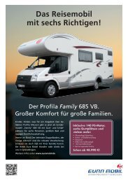 Datenblatt Profila Family 685VB Druck - Eura Mobil