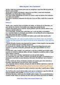 Bíblia Sagrada - Novo Testamento - Page 5