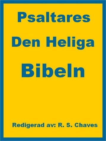 Swedish Holy Bible Psalms.pdf