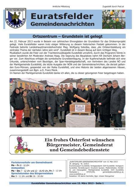 Euratsfeld partnervermittlung agentur Vandans singles