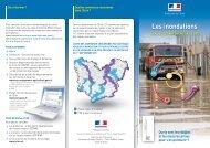 Les inondations - Préfecture de l'Eure