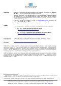 PhD Position in Wireless Vehicular Networking for ... - Eurecom - Page 2