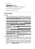 Benoit HUET Assistant Professor Multimedia ... - Eurecom - Page 6