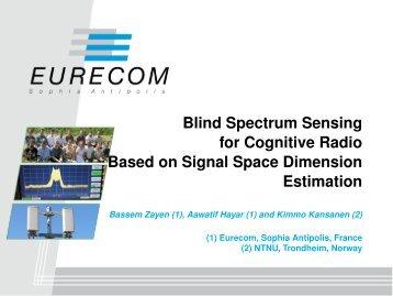 Presentation Slides - Eurecom