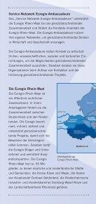 Flyer Euregio-ambassadeurs - bei der Euregio Rhein-Waal - Seite 2