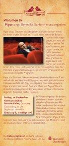 Fresche Keller – Programm für die Spielzeit 2013/14 - Page 2