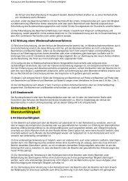 Definition Dienstunfähigkeit - Eureka24.de