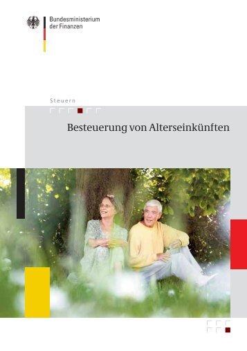 Besteuerung der Renten - Eureka24.de