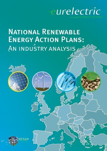 National Renewable Energy Action Plans: An Industry ... - Eurelectric