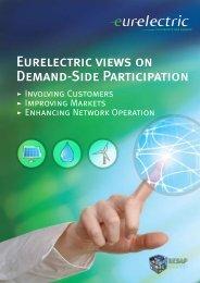 EURELECTRIC views on Demand-Side Participation - August 2011