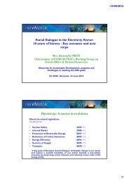 Download presentation - Eurelectric