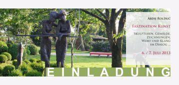 28.05.2013 - Ausstellung Faszination Kunst - Euriade