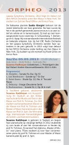 orpheo 2013 - Euriade - Page 3