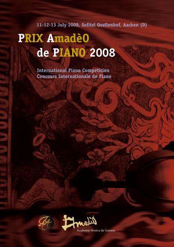 Prix Amadeo 2008_ENG - Euriade