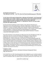 nähere Informationen in der Pressemitteilung - eurient eV