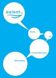 Verein für transmediterranen Kulturdialog - eurient eV