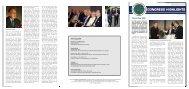 Congress Highlights Ausgabe 10 / Jänner 2007 - Europäische ...