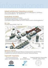 informationen - Europäische Akademie der Wissenschaften und ...