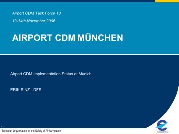 Airport CDM Implementation Manual as a guide & checklist