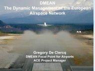 ID Sample Presentation - Airport Collaborative Decision Making