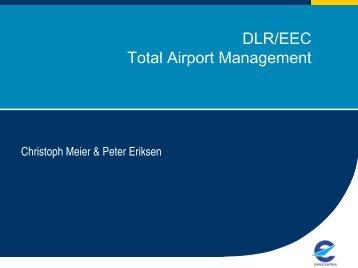 Service Presentation title - Airport Collaborative Decision Making