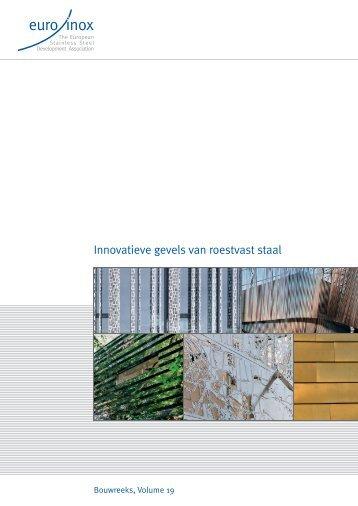 PDF: Innovatieve gevels van roestvast staal - Euro Inox