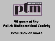 PDF 5,1 MB - The European Mathematical Society