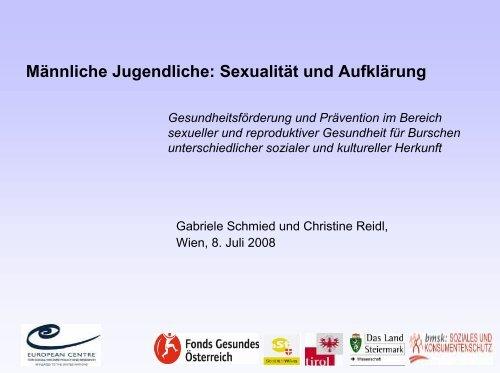 Männliche Jugendliche Sexualität Und Aufklärung