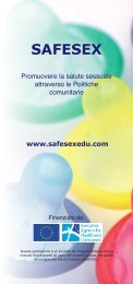 SAFESEX - European Centre for Social Welfare Policy and Research