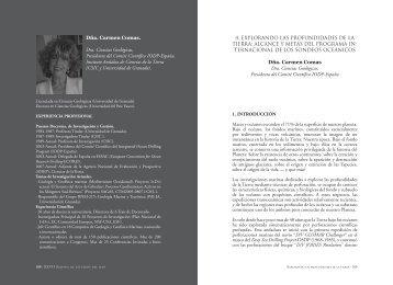 4. EXPLORANDO LAS PROFUNDIDADES DE LA TIERRA - Asesmar