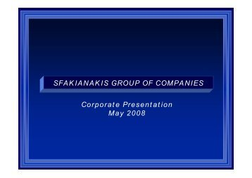 sfakianakis group of companies - Euro2day.gr
