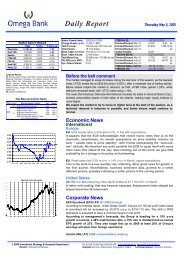 Daily Report - Euro2day.gr