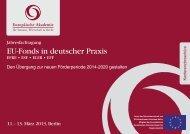 Veranstaltungsbroschüre - Europäische Akademie für Steuern ...