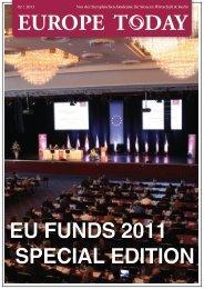 EU FUnds 2011 spEcial Edition - Europäische Akademie für Steuern ...