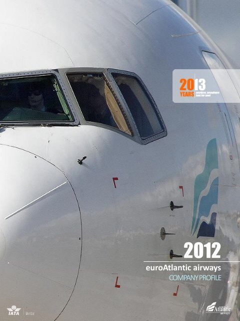 Company profile - Euro Atlantic Airways