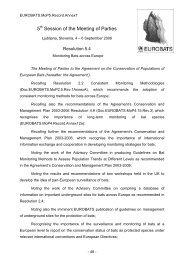 MoP5.Res.4 - Eurobats