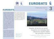 Lignes directrices pour la prise en compte des chauves ... - Eurobats