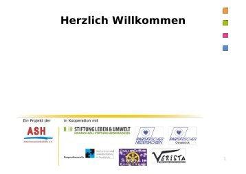 Herzlich Willkommen - Arbeitslosenselbsthilfe ev Osnabrück