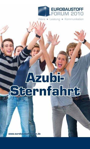 Azubi- Sternfahrt - Eurobaustoff Forum