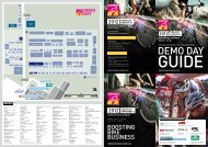 EUROBIKE 2012 | DEMO DAY GUIDE