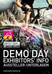 EUROBIKE 2013 | DEMO DAY