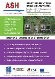 0541 2004107 • Beratung zu arbeitslosigkeit und hartz IV ...