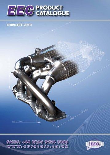 catalytic converters - Eurocats.co.uk
