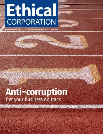 Anti-corruption - EuroCharity
