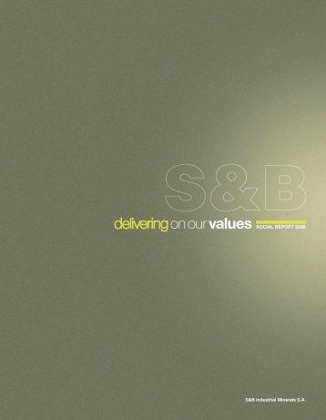 Social Report 2008 - English version - EuroCharity