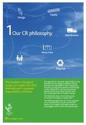 Dixons Retail plc Group's Corporate Responsibility ... - EuroCharity