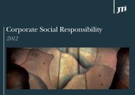 Corporate Social Responsibility Report 2012 - EuroCharity