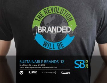 Download Full Program - Sustainable Brands